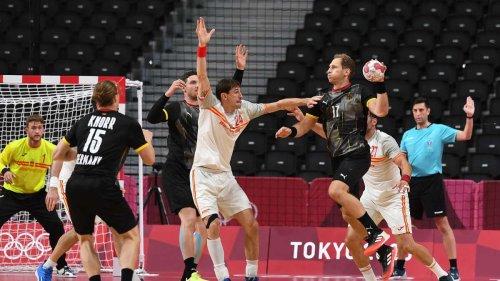 Knappe Pleite! Handballer verlieren trotz starker Leistung beim Olympia-Auftakt gegen Spanien