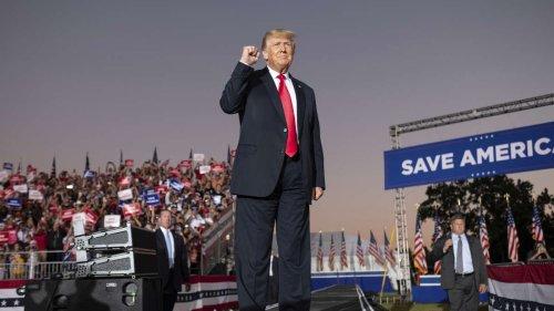 Donald Trump baut Einfluss auf Republikaner aus – und droht die Partei zu spalten