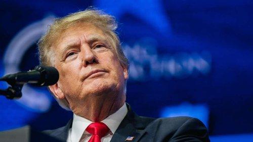 """Alles Weicheier"": Donald Trump beschimpft Polizei"