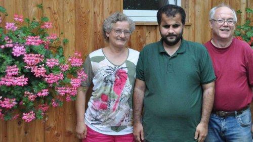 Trotz bester Integration vor Abschiebung: Der blinde Syrer von Oberhatzkofen