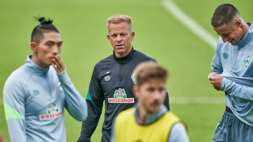 Schwierig, nicht gierig: Werder Bremen tritt vor dem Zweitliga-Start gegen Hannover auf die Euphoriebremse