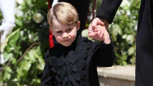 Prinz George: Opa Charles setzte ihm ein rührendes Denkmal