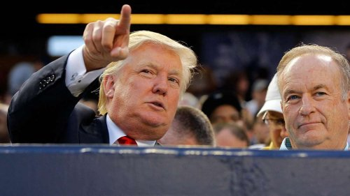 Donald Trump auf Tour mit Bill O'Reilly: Teure Tickets für gescheiterte Männer