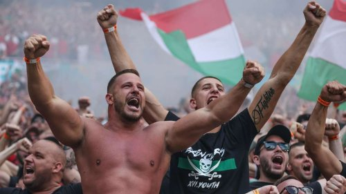 EM 2021: Affenlaute in Budapest - Frankreichs Spieler rassistisch beschimpft
