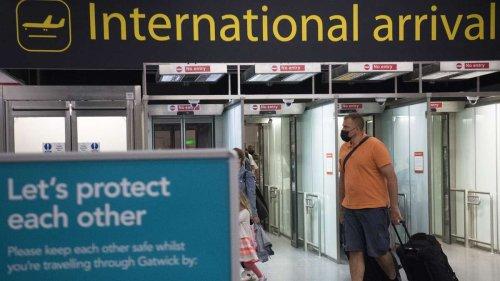 Inzidenz in Großbritannien: Corona-Zahlen sinken – Quarantäne für EU-Bürger aufgehoben