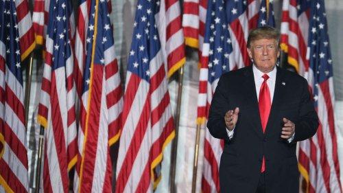 Donald Trump schlägt in der Fehde mit Joe Biden ein neues Kapitel auf