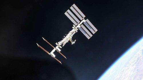Nasa verlor Kontrolle über die ISS: Raumstation drehte sich um 540 Grad
