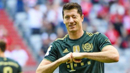 Nächster Rekord, bitte! Lewandowski überholt zwei FCB-Legenden