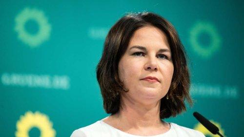 """Pläne sind """"unsozial"""": Baerbock kritisiert Wahlprogramm der CDU/CSU"""