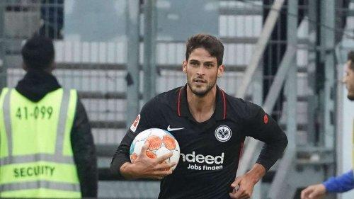 Europa League gegen Piräus: Zwischenspiel für Eintracht Frankfurt