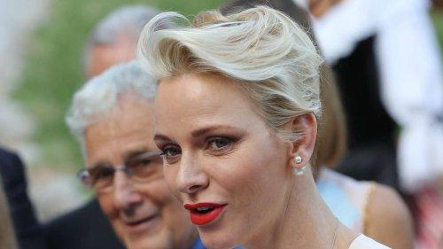 Fürstin Charlène von Monaco: Palast gibt traurige Nachricht bekannt