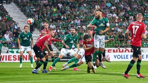 Werder stolpert in die 2. Liga – Unentschieden gegen Hannover 96