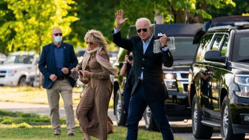 Frischer Wind im Weißen Haus: Joe Biden rastet oft aus