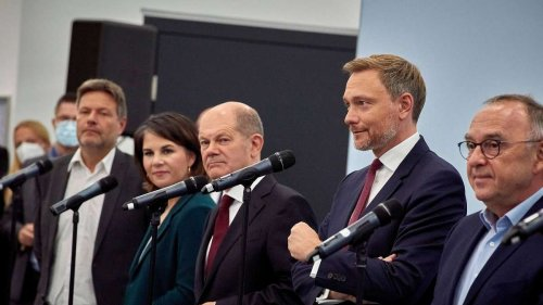 Ampel-Koalition: Alle Verantwortlichen, AGs und Themen im Überblick