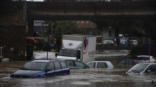 Mittelmeer-Hurrikan trifft Sizilien: Rettungskräfte bergen drittes Todesopfer