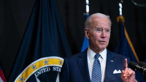 """""""Atomwaffen und sonst nichts"""" - Joe Biden droht Wladimir Putin"""