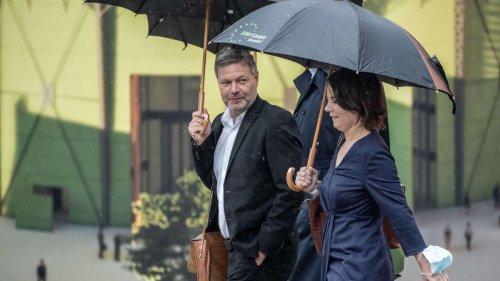 Baerbock und Habeck vor Rücktritt? Grünen-Chef macht vielsagende Andeutung