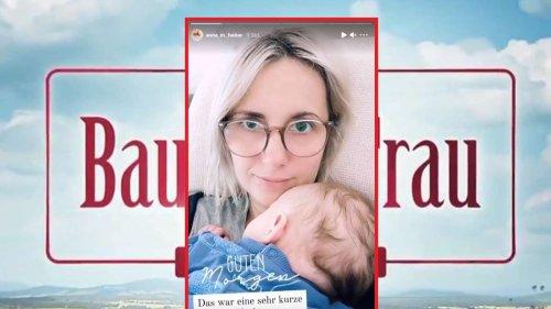 Bauer sucht Frau: Angst um Baby Leon – Fans machen sich Sorgen um Anna