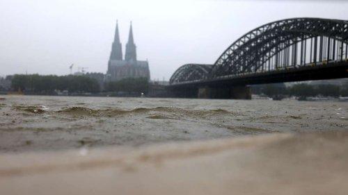 Wetter in Köln: 25 Grad – doch es wird nass und stürmisch