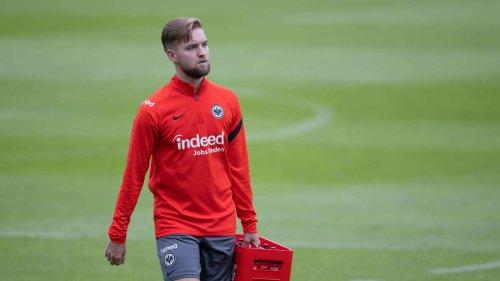 Talent ohne Zukunft bei Eintracht Frankfurt - Probetraining bei Regionalligist