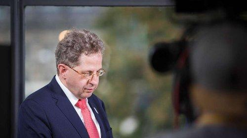 Hans-Georg Maaßen: CDU-Mann in Umfragen hinter SPD-Kandidat