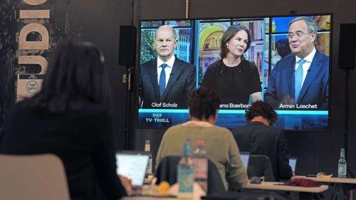 TV-Triell: Blitzumfrage zeigt klaren Sieger - Klatsche für Baerbock
