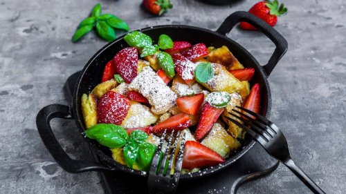 Kaiserschmarrn mit Erdbeersauce – ein Genuss für Feinschmecker