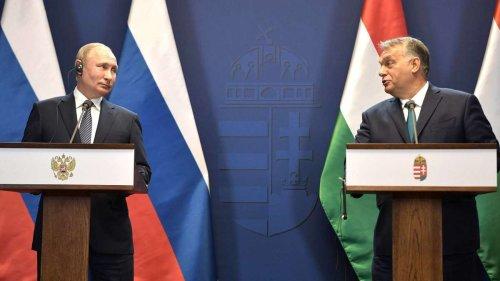 Ungarns neuer Gas-Deal: Abhängigkeit von Russland wird bestätigt - Experte warnt vor Trugschluss