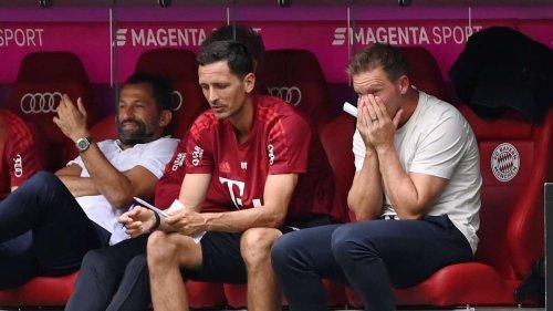 Heimspiel-Premiere gegen Ajax: Neuer FCB-Coach Nagelsmann wird von Fans angepöbelt