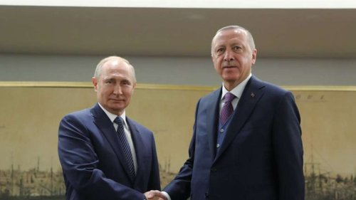 Erdogan und Putin vereinbaren Lieferung von Corona-Impfstoff Sputnik V