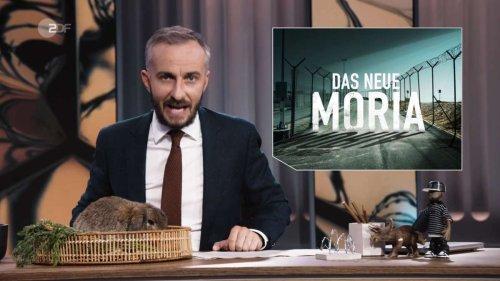 """Jan Böhmermann über """"Moria 2"""": EU steckt auf Samos Unschuldige ins Gefängnis"""