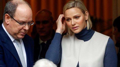 """Fürstin Charlène von Monaco """"kommt nicht zurück"""""""