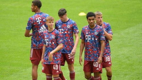 Nächster Bayern-Youngster bekommt Profivertag – Nagelsmann stellt direkt eindringliche Forderung