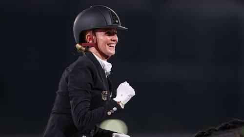 Olympia heute live: Deutsche Medaillen-Flut geht weiter! Nächstes Gold im Dressur-Reiten