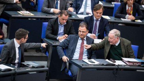 FDP will nicht mehr neben AFD sitzen - die Union aber auch nicht