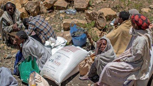 Auf den Krieg folgt der Hunger: Hunderttausende Menschen in Äthiopien ohne Essen