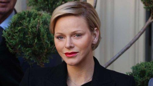 Fürstin Charlène von Monaco: Palast verkündet traurige Nachricht