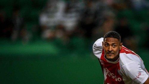 Champions League: Sebastien Haller schreibt Geschichte