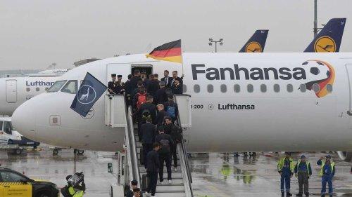 EM 2021: Aus Geldnot oder Geiz? DFB bucht Billigairline statt Lufthansa