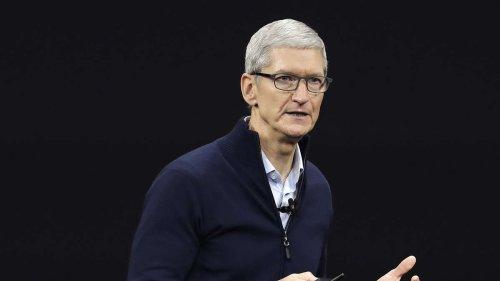 Apple-Chef klagt über durchgesickerte Infos - in durchgesickerter Mail