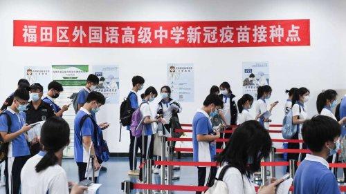 """Corona in China wieder auf dem Vormarsch: """"Größter Ausbruch seit Wuhan"""""""