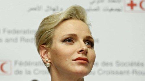 Fürstin Charlène von Monaco muss nach Zusammenbruch erneut ins Krankenhaus