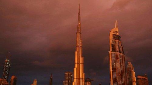 Hitzewelle bis 50 Grad: Dubai will mit Drohnen und Elektroschocks künstlichen Regen erzeugen