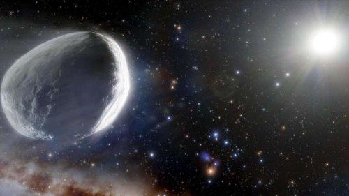 """Größter Komet jemals"" entdeckt – Er fliegt auf unser Sonnensystem zu"