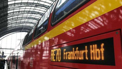 Regionalzüge auf der Riedbahn sollen pünktlicher werden