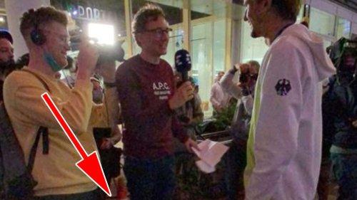 Zverev feiert Gänsehaut-Rückkehr nach Deutschland - Genialer Reporter-Trick bei Interview
