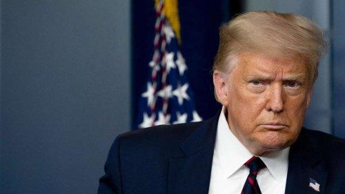 """""""Peinlichkeiten"""": Donald Trump kämpft gegen Veröffentlichung alter Steuererklärungen"""