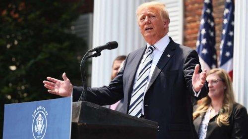 Märchenstunde mit Donald Trump: So wird aus einer Niederlage ein Sieg