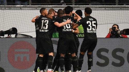 Bundesliga: Eintracht Frankfurt gegen RB Leipzig live im TV und Live-Stream