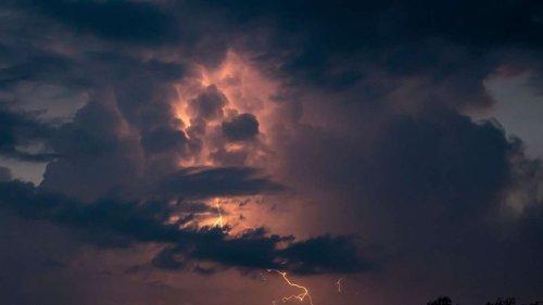 Unwetter in Deutschland: Starkregen-Hotspots – DWD warnt